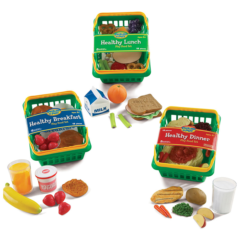 asian food play set