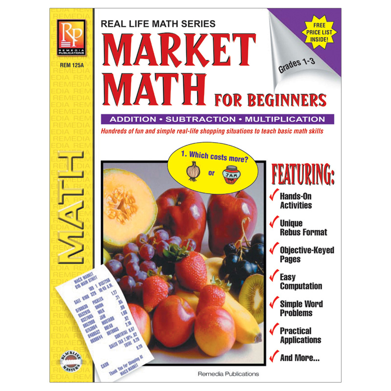 Time Money Worksheets – Market Math Worksheets